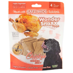 Wonder Pockets Chicken with Real Chicken Jerky 4ct