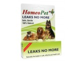HomeoPet Leaks No More bottle 15ml