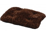 Petmate SnooZZy Plush Mat Brown Giant