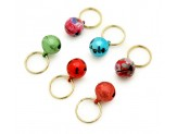 Petmate Cat Bell (Metallic) Assorted 12Mm