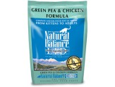 Natural Balance L.I.D. Green Pea & Chicken Formula Dry Cat Food 5lb