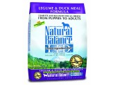 Natural Balance LID Legume & Duck Meal Dry Dog Food 12lb