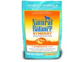Natural Balance Synergy Ultra Premium Dry Dog Food 4/4.5lb