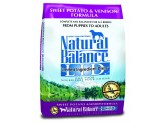 Natural Balance LID Sweet Potato & Venison Dry Dog Food 13lb