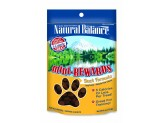 Natural Balance Mini Rewards Duck Formula Semi-Moist Dog Treat 4oz