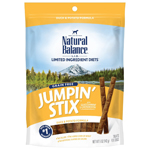 Natural Balance LIT Hip-Stix Duck Formula Semi-Moist Dog Treat 5oz