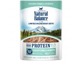 Natural Balance LID High Protein Chicken Formula Cat Food Pouch 2.5oz
