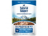 Natural Balance LID High Protein Tuna Formula Cat Food Pouch 2.5oz