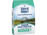 Natural Balance LID High Protein Dry Cat Food Chicken 11lb