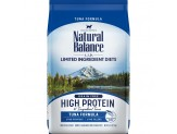 Natural Balance LID High Protein Dry Cat Food Tuna 5lb
