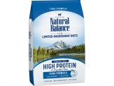 Natural Balance LID High Protein Dry Cat Food Tuna 11lb