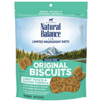 Natural Balance L.I.T. Limited Ingredient Treats Sweet Potato & Chicken 14oz