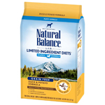 Natural Balance Lid Duck And Potato Puppy 4Lb