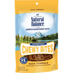 Natural Balance LID Grain Free Chewy Bites! Duck 4oz