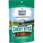Natural Balance LID Grain Free Chewy Bites! Lamb 4oz