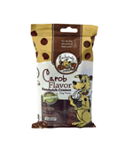Exclusively Pet Sandwich Cremes Carob Flavor Dog Treats 8oz