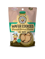 Exclusively Pet Wafer Cookies Vanilla Flavor Dog Treats 8oz