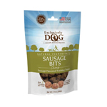 Exclusively Pet Meat Treats Sausage Bits 7oz