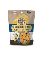 Exclusively Pet Best Buddy Bones Cheese Flavor Dog Treats 5.5oz
