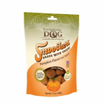 Exclusively Pet Smoochers Yogurt Drops Pumpkin Flavor Dog Treats 7oz