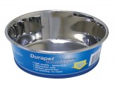 OurPet's Durapet Premium Stainless Steel Bowl 2qt