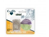 OurPet's Go Cat Go Catnip Butterfly Ball