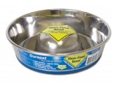OurPet's Durapet Premium Stainless Steel Slow Feed Bowl Small