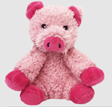 Multipet Look Whos Talking Pig 7in