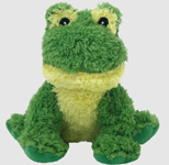 Multipet Look Whos Talking Frog 6in
