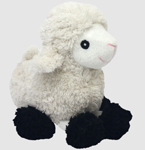 Multipet Look Whos Talking Sheep  6Inch