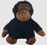 Multipet Look Whos Talking Chimpanzee 6in