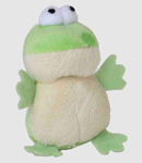 Multipet Look Whos Talking for Cats Frog  1.25inch