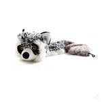Multipet Bouncy Burrow Buddies Raccoon  20Inch