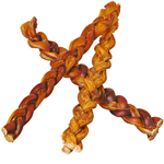 Redbarn Braided Bully Stick 12in/25ct