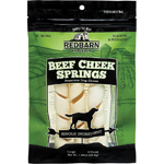 Redbarn Dog Grain Free Beef Cheek Spring 3Pack
