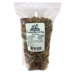 Redbarn Trachea Bits Dog Treat 2Lb Bag