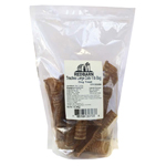Redbarn Trachea Large Cuts Dog Treat 1Lb Bag