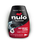 Nulo Hydrate Water Enhancers For Dogs Beef Brisket 1.62Oz