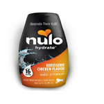 Nulo Hydrate Water Enhancers For Dogs Rotisserie Chicken 1.62Oz