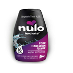 Nulo Hydrate Water Enhancers For Dogs Pork Tenderloin 1.62Oz