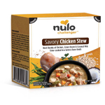Nulo Challenger Savory Chicken Stew Wet Dog Food 11Oz Carton