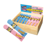 "Duckyworld Yeowww!   24 Cigars ""Pink and Blue"" with Birch Wood Box"