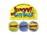 Yeow My Cat Balls 3Pk