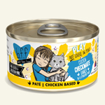 BFF Cat Play Checkmate Chicken 2.8 Oz. Case of  24 (Case of  24)