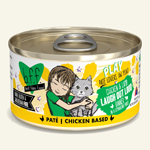 BFF Cat Play Laugh Loud Chicken 2.8 Oz. Case of  24 (Case of  24)