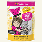 BFF Cat Play Destiny Chicken 3 Oz. Pouch (Case of  12)