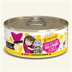 BFF Cat Play Take Chnce Chicken 5.5 Oz. Case of 8