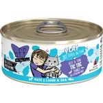 BFF Cat Play Tic Toc Beef 5.5 Oz. Case of 8