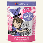 BFF Cat Play Blstoff Tuna 3 Oz. Pouch (Case of  12)