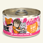 BFF Cat Play Oh Snap Tuna 5.5 Oz. Case of 8